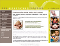 The Osteopathic Practice - Click to visit