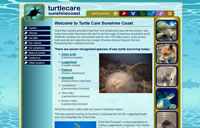 Turtle Care Sunshine Coast - Click to visit